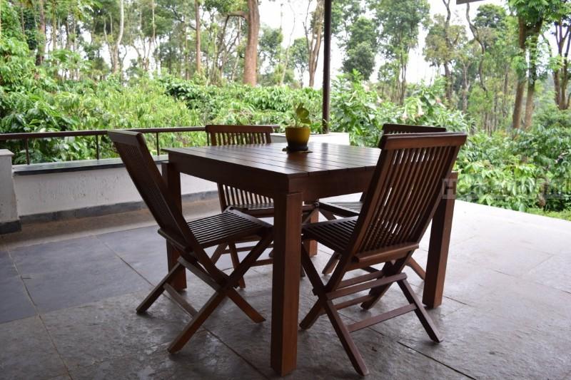 Machaan Resort in Kutta, Coorg