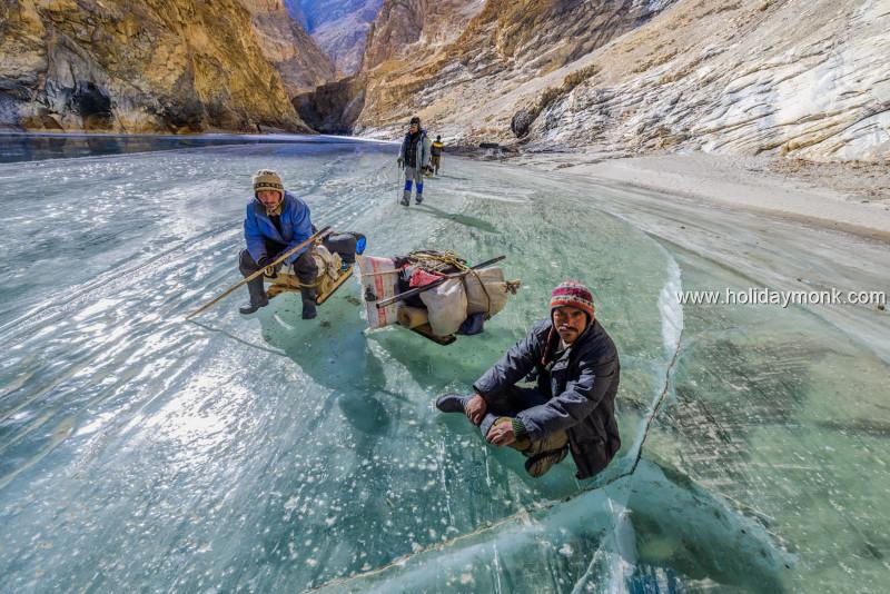 Preparations To Do For Chadar Trek Holidaymonk Domestic Tour International Tour Resorts