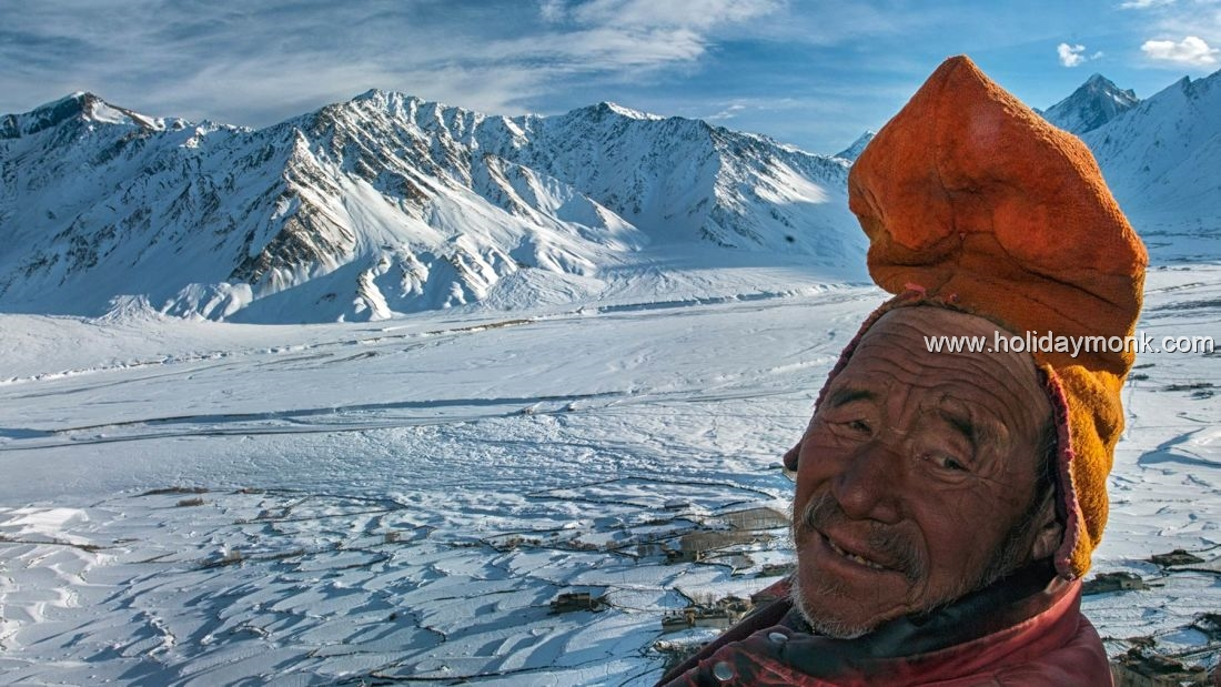 chadar trek monk
