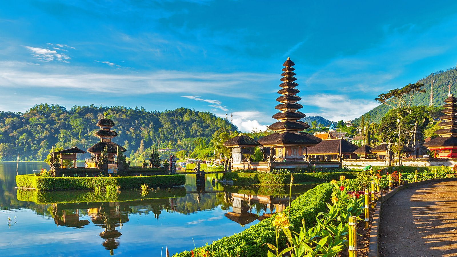 Exotic Bali Destination