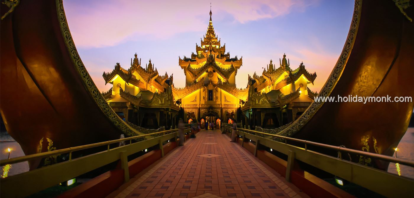 Travel Guide to Myanmar