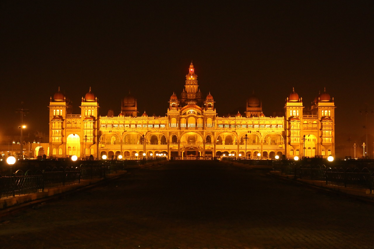 MYSORE OF ROYAL LINEAGE