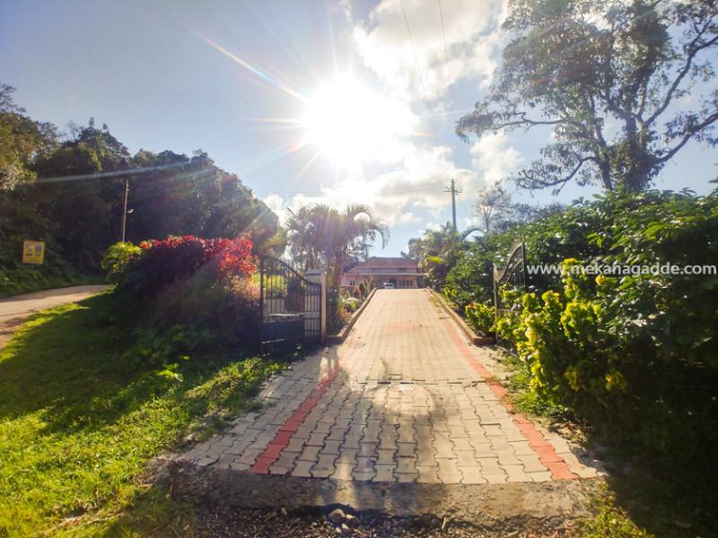Mekanagadde-Homestay-Entrance