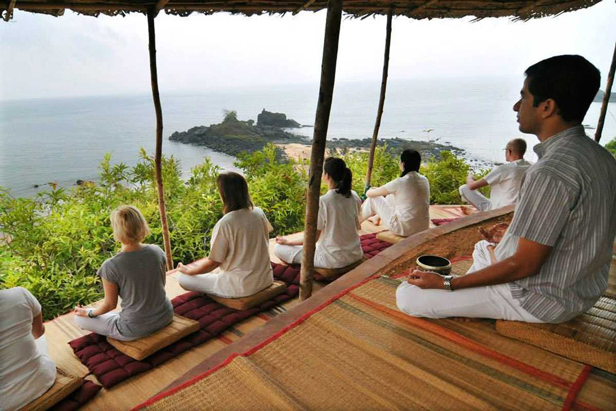 WELLNESS RETREATS IN INDIA