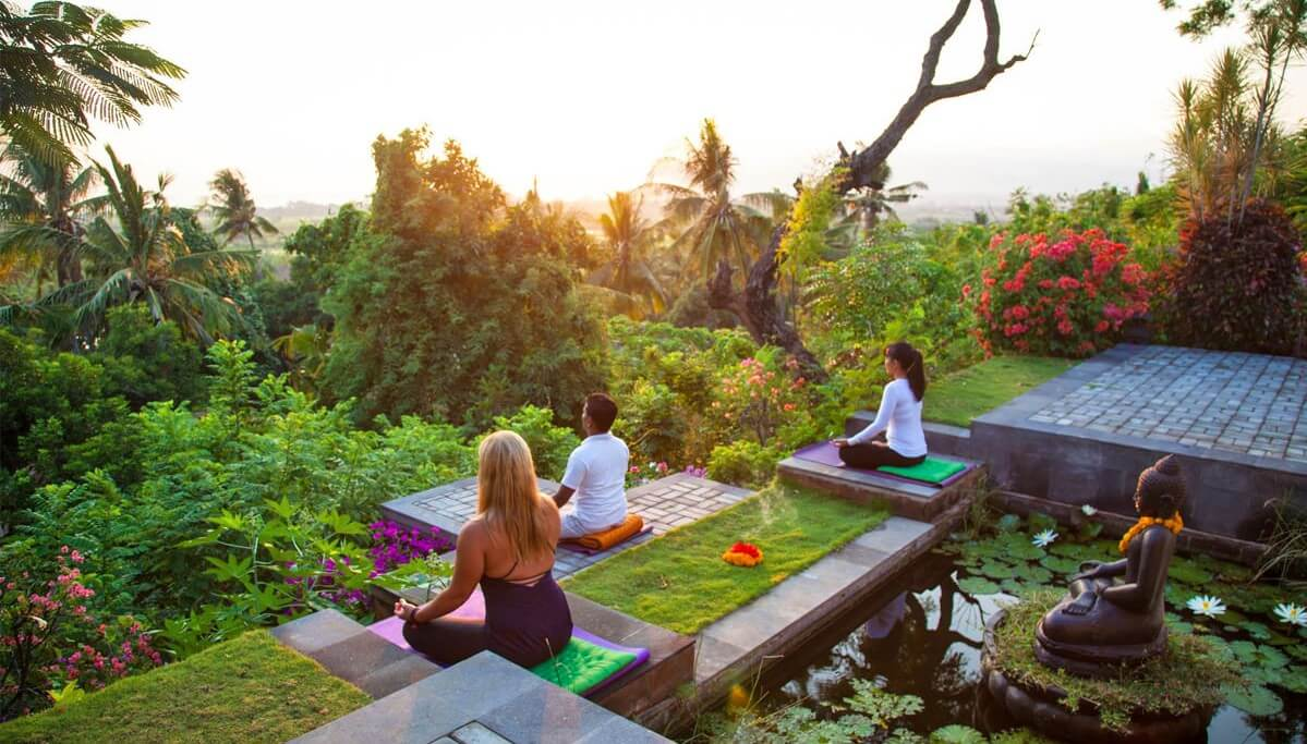 Zen Resort in Bali