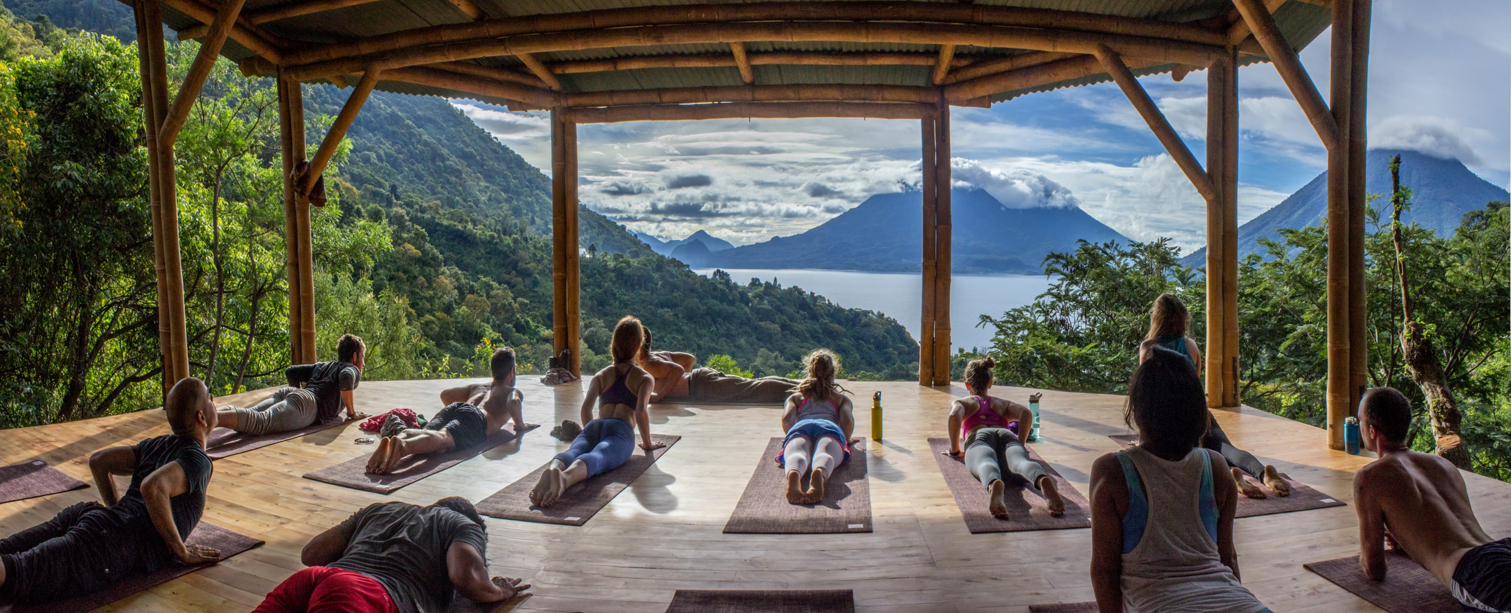 womens sacred expression retreat in lake atitlan guatemala